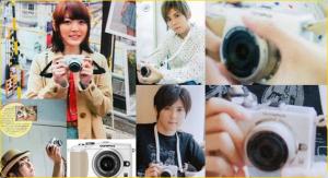 花澤香菜 カメラ