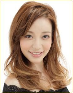 大沢ケイミ 笑顔