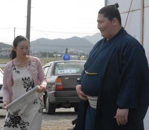 逸ノ城 結婚