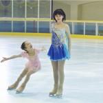 小芝風花 スケート
