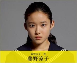 藤野涼子 本名