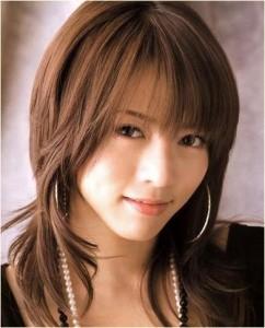 釈由美子 髪型