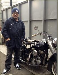 REDRICE バイク