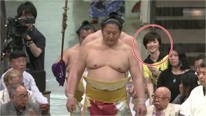 田名部生来  相撲