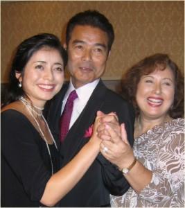 キャシー中島 結婚