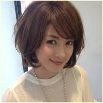 畑野ひろ子 髪型