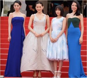 綾瀬はるか ドレス