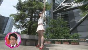 新井恵理那 事故