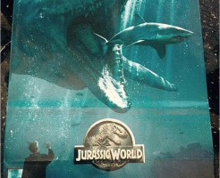 ジュラシックワールド モササウルス
