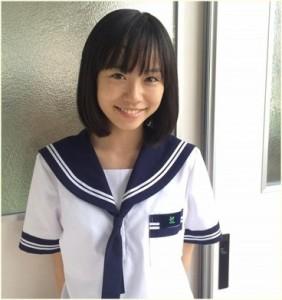 ボブカットヘアの柴田杏花