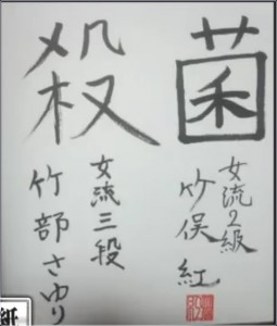 竹俣紅 色紙