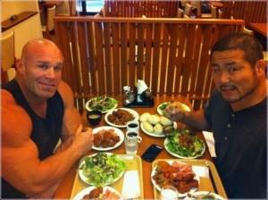中西学 朝食
