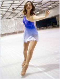 村主千香 フィギュアスケート