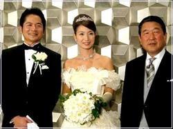 若林史江 結婚式