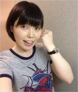 尼神インター 誠子 髪型