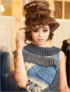 宮城舞 モデル