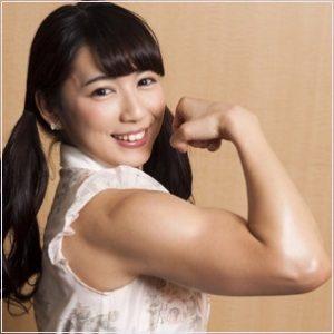 才木玲佳 画像 筋肉