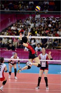 迫田さおり ジャンプ力