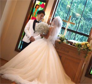 近藤千尋 結婚式