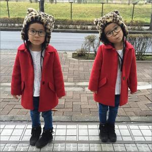 りんか&あんな かわいい双子画像