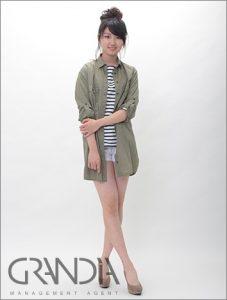 松山桐子 モデル 画像