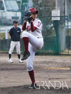 松山桐子 野球