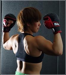村田夏南子 筋肉画像