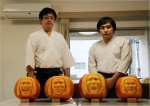 笑ってはいけない 浜田 そっくり かぼちゃ