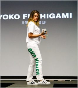 YOKO FUCHIGAMI Tシャツ