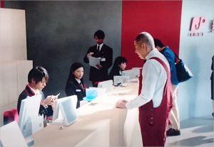 日本郵政CM 窪田正孝 共演女優