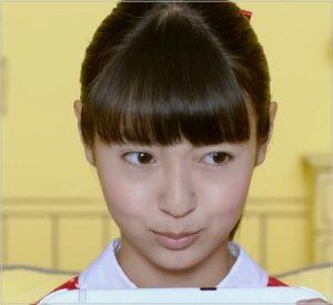 田辺桃子 CM 画像