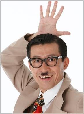 岩井ジョニ男 タモリ