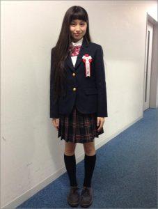 トミタ栞 制服画像
