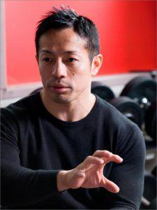 岡田隆 筋肉 画像