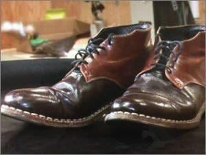 貴乃花 息子 靴職人