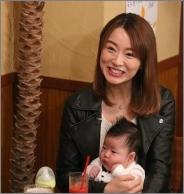 鈴木亜美 画像 子供