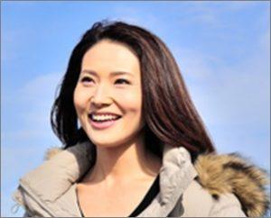 金子恵美 画像 韓国人