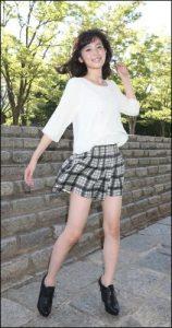 久慈暁子 モデル 画像