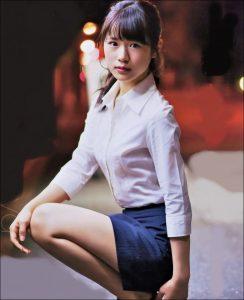 渋谷凪咲 かわいい 画像