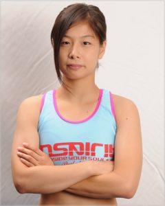 浅倉カンナ選手 RIZIN