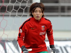 池田咲紀子 身長 GK