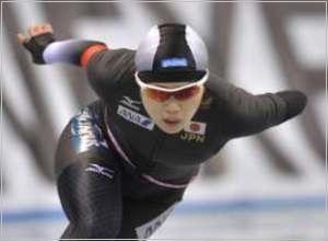 佐藤綾乃 スピードスケート 高校大学