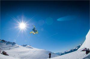 岩渕麗楽 スノーボード歴