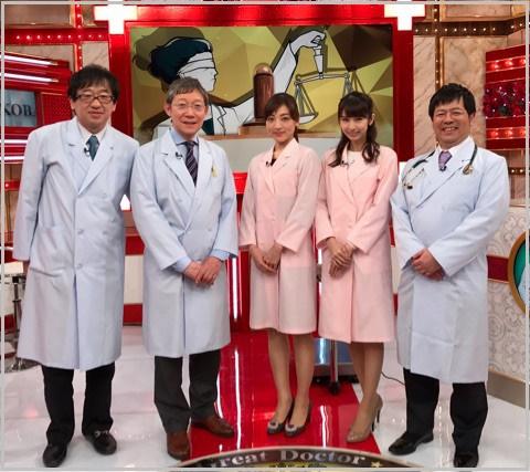 松本園子 医師 出演番組