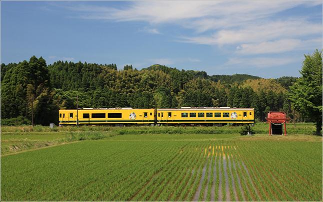 千葉県いすみ鉄道 路線km数