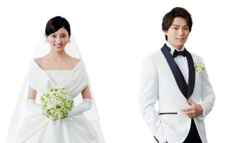 マイナビウエディング CM 3代目女優