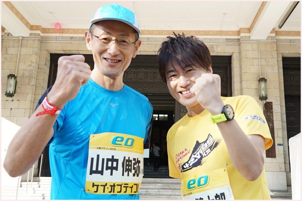大阪マラソン 2019 芸能人 参加有名人
