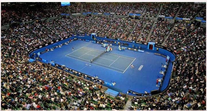 全豪オープンテニス2020 日程