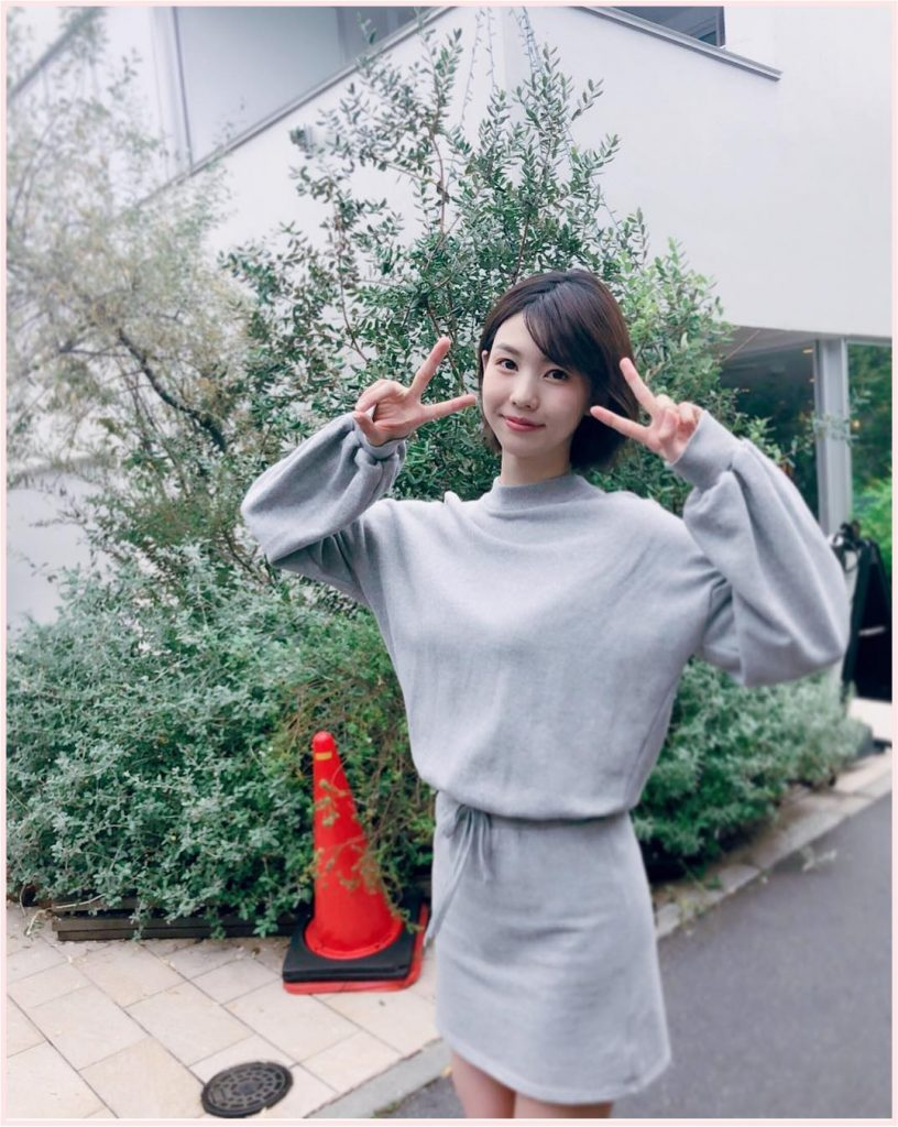 ホンダカーズ近畿 CM 女優 松田紗和