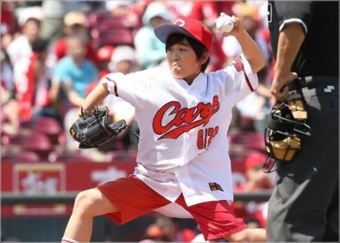 鈴木福 高校 野球部